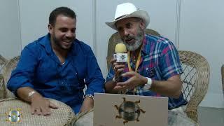 Entrevísta al Cantante El Carloto en las Carreras de Caballo 2018