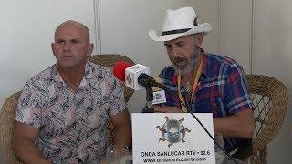 Entrevísta al Cantante El Sanlu en las Carreras de CaballoS 2018