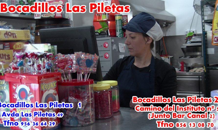 Bocadillos Las Piletas