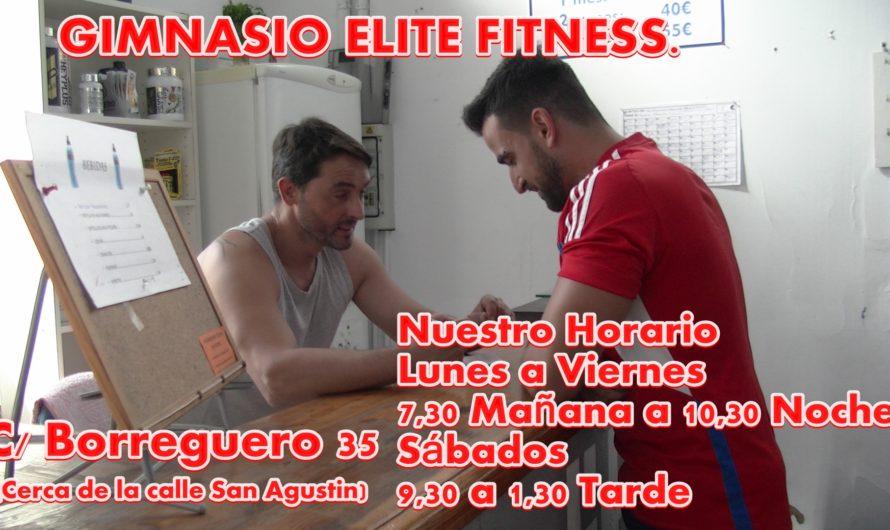 Gimnasio Élite Fitness
