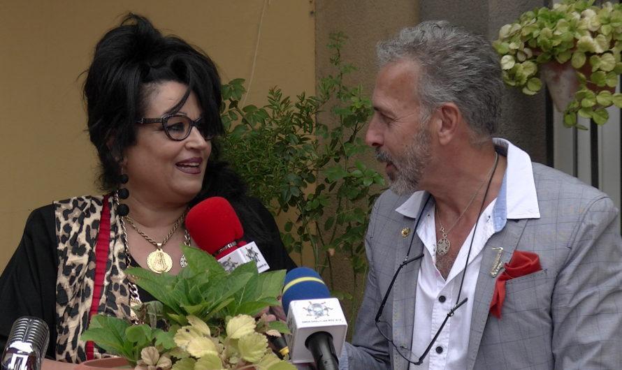 Onda Sanlucar #Senderos del Arte  #María Llamas, 19 de Octubre del 2019