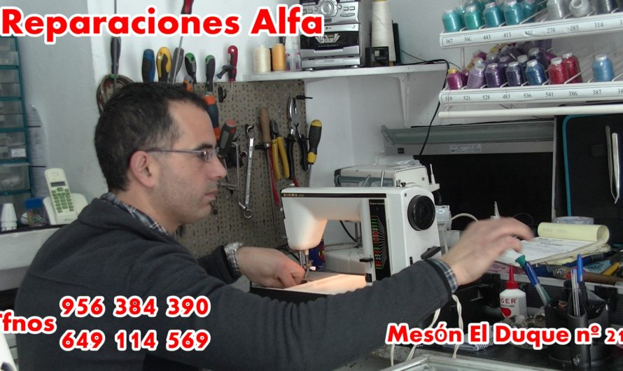 Reparaciones Alfa