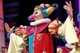 Carnaval Salida de la Cabalgata 1995
