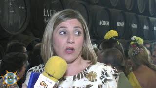 Entrevista Sra Irene García Presidenta Diputación Cadiz