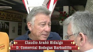 Entrevista con Claudio Arañó Hidalgo Director Comercial en Antonio Barbadillo, S.L 2017