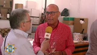 Entrevista a Toni Rodriguez Comercial de Bodegas Barbadillo en la Fería de la Manzanílla 2017