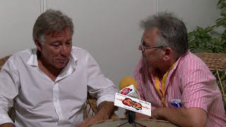Entrevísta en las Carreras de Caballo con Claudío Arañó de Bodegas Barbadíllos 2015