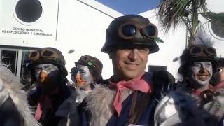 Cabalgata de Carnaval 2014