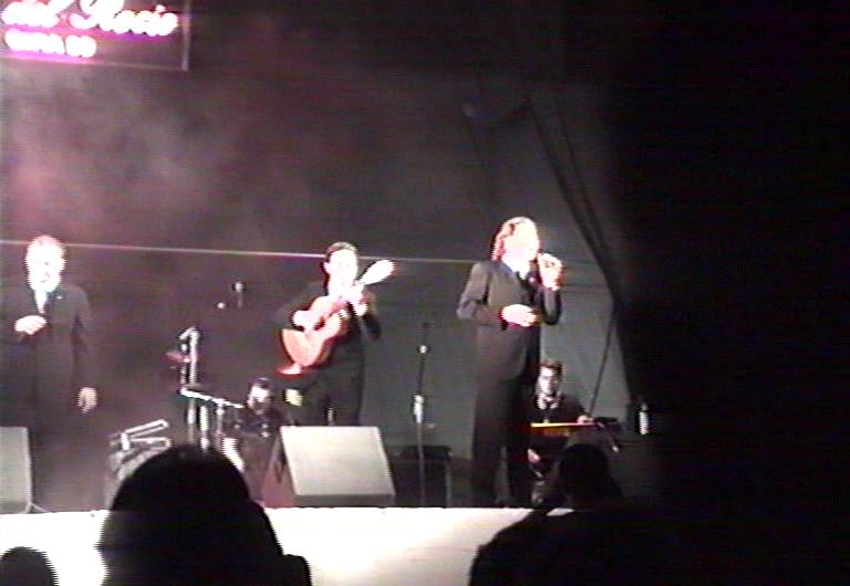 Festival Exaltacion Río Guadalquivir 1999 Las Carlotas y Ecos del Rocío