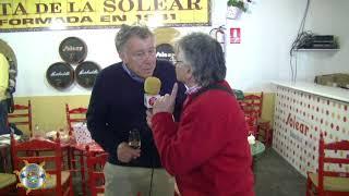 Entrevista a Claudio Arañó  Bodegas Barbadillos Director Comercial en la Fería de la Manzanílla 2018
