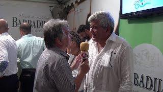 Entrevista 2017  a Manuel Barbadillo Presidente  Bodegas Barbadillo