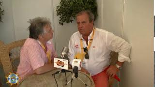 Entrevista a Rafael Hidalgo Presidente de la Sociedad de las Carreras de Caballos 2017