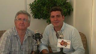 Entrevista en las Carreras de Caballos a Sergio Romero Parlamentario Andaluz Cs