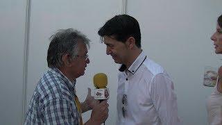 Entrevista Juan Oliveros 1 Tte Alcalde en las Carreras de Caballos de Sanlúcar 2017