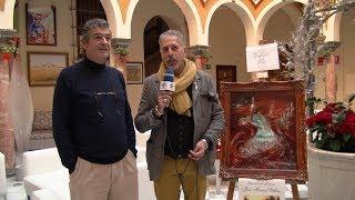 Exposición de José Manuel Ollero 6 Dbre 2019