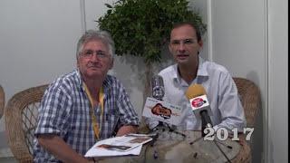 Entrevista a Victor Mora Alcalde de Sanlúcar en las Carreras de Caballo 2017