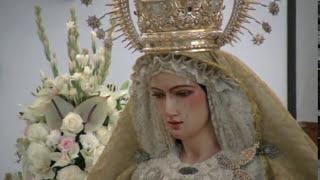 Bendición de la Virgen de las Nieves 2016