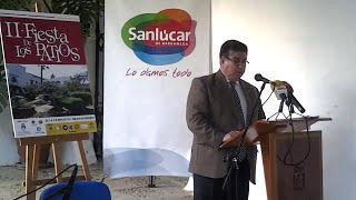 Presentacion Fiesta de Patio 2014