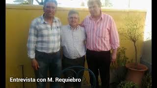 Entrevístas con Manuel Requiebros y Mario Garrído