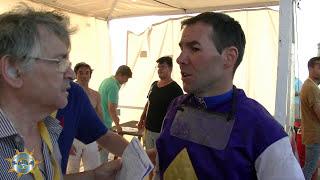 Entrevista con Janacek Gran Premio Andalucía