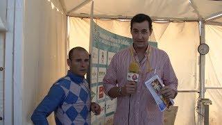 Entrevista con Borja Fayos Premio Cruzcampo