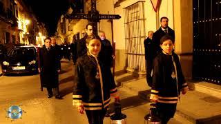 Vía Crucis Los Milagros Nazareno, Viernes Dolores y Oración del Huerto 2018