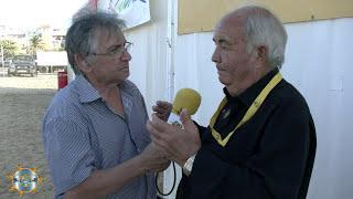 Entrevista  a Jose Valderas Enamorado de las Carreras Caballos