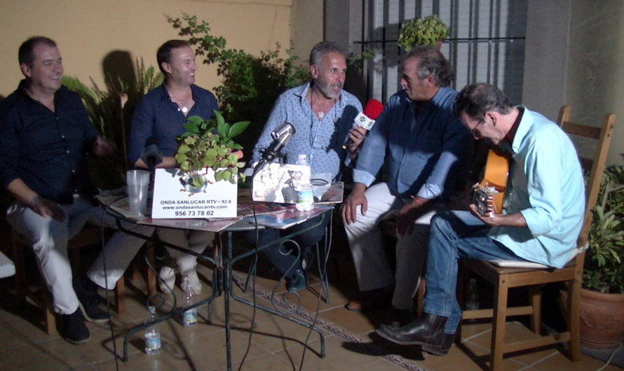 Onda Sanlucar Grupo Hinojo en Senderos del Arte  3-10-2019