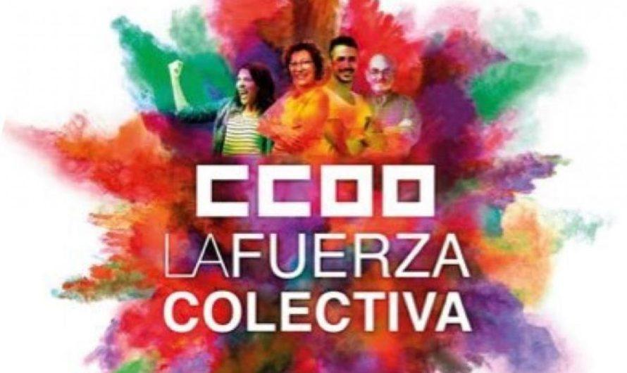 CCOO denuncia la situación de los profesionales de la sanidad en relación con el coronavirus
