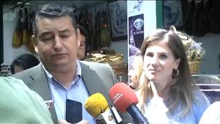 Reparto de Folletos PP en Sanlúcar sobre las Elecciones Europeas 2014