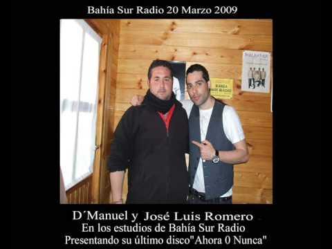 Entrevísta al Cantante DManuel 2009