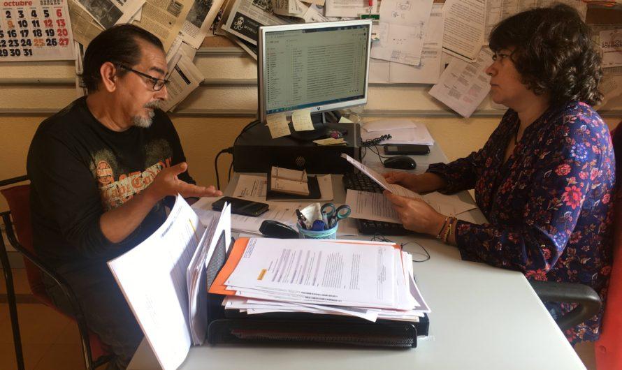 IU exige a la Junta que agilice el pago de la Renta Mínima de Inserción a las familias que lo solicitaron