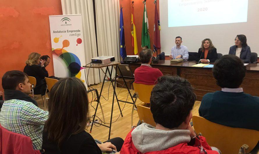 FOMENTO Y ANDALUCÍA EMPRENDE SE UNEN EN UNAS JORNADAS