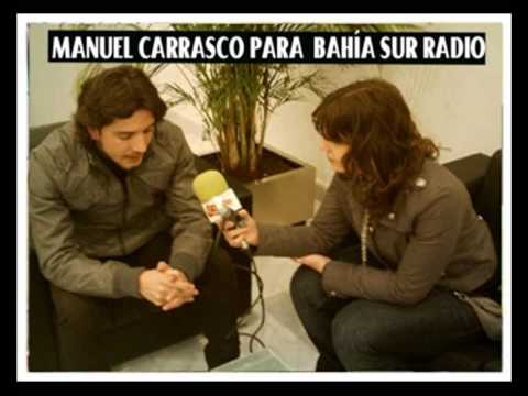 Entrevísta al Cantante Mnuel Carrasco 2009