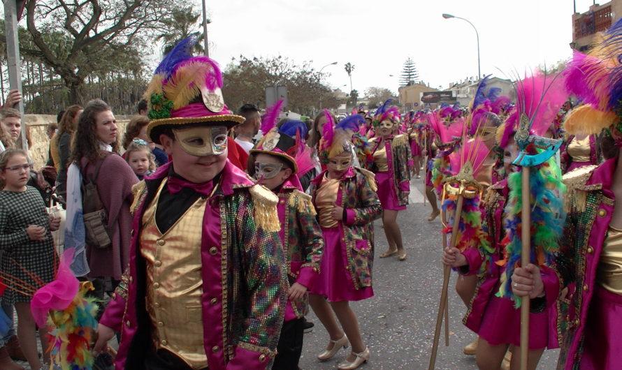 Cabalgata Carnaval 2020