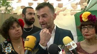 Entrevista a Carmen Alvarez Consejal Antonio Maillo Parlamentario Andaluz y Jorge Rodriguez Secretario de Organización IU 2018