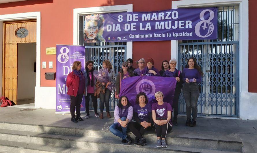 El Área de Mujer de IU celebra la buena respuesta que han tenido las actividades desarrolladas hasta ahora por el 8M