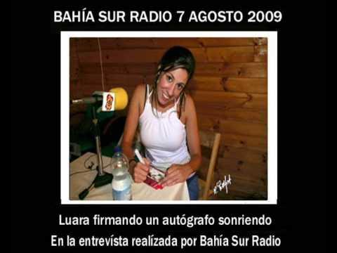Entrevísta a la Cantante Luara 2009