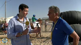 Entrevista a D.Javier López Veterinario de las  Carreras caballo 2017