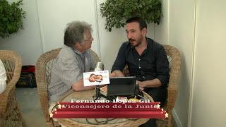 Entrevista  a Fernando López Gíl Viconsejero de la Junta Andalucía