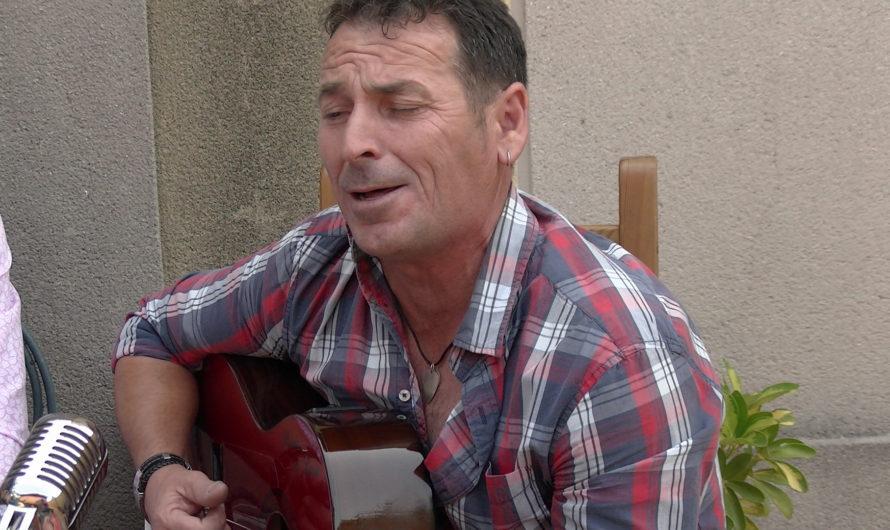Tonio Dominguez Componente de Alborada del Sur agradecimiento, a los que luchan contra el COVID 19