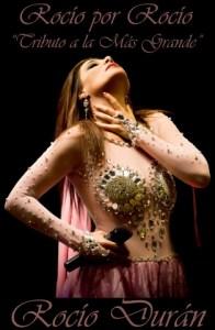Una gran artista con una voz maravillosa Rocio Duran** Contratación abierta