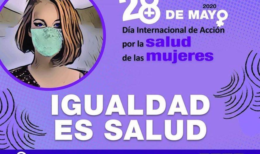 Día 28 de Mayo «Día Internacional de Acción por la Salud de las Mujeres»