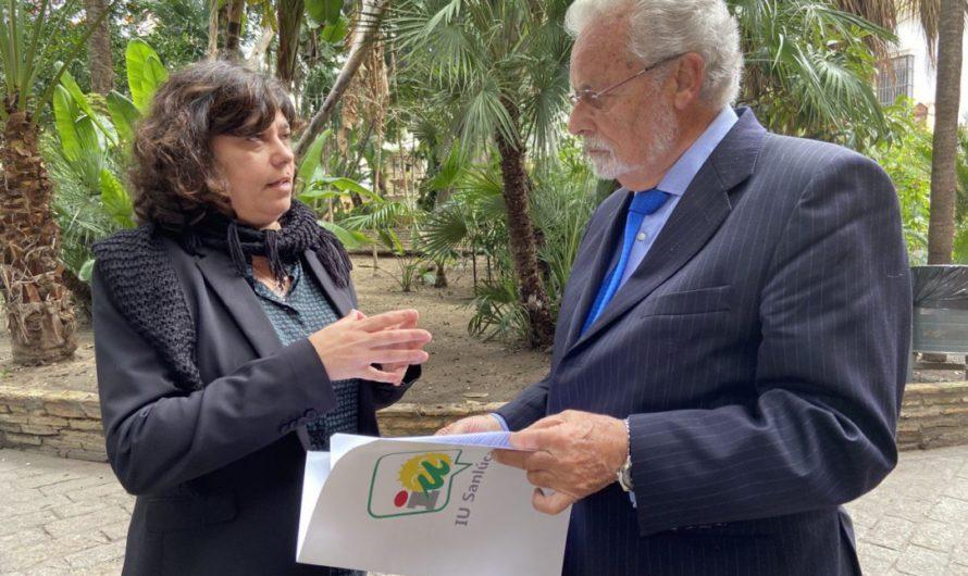 Víctor Mora no puede presumir de medidas sociales cuando su gobierno ha dejado atrás a la gente de Sanlúcar