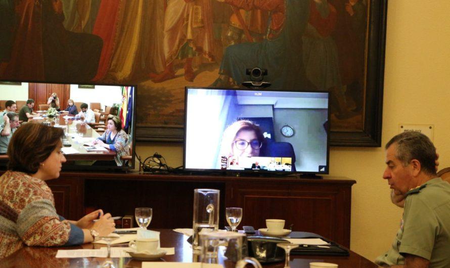 La Delegación del Gobierno expone las líneas fundamentales del Protocolo de actuación del COVID 19 en el ámbito migratorio