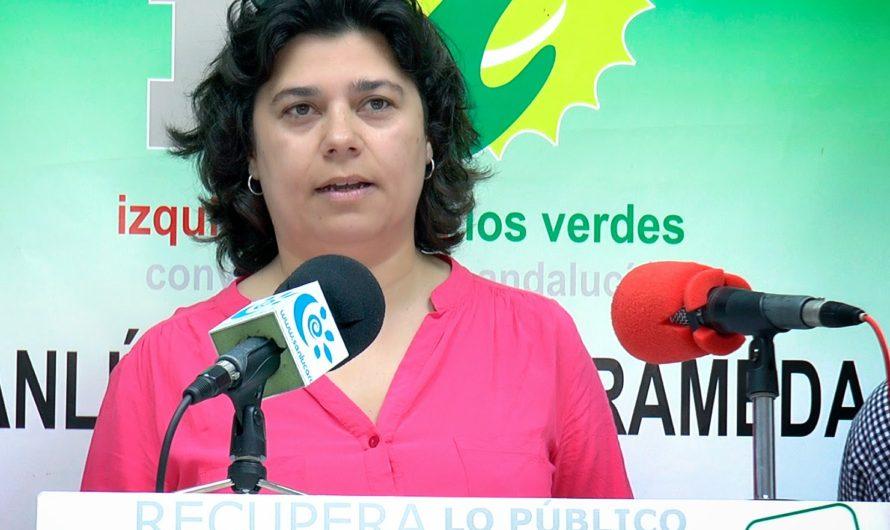"""Carmen Álvarez: """"El PP no está capacitado para hacer frente a ninguna crisis"""""""