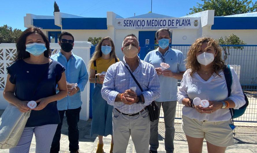 Juan Ponce: «Todo lo que llevemos a la playa debe ir de vuelta con nosotros, tenemos que cuidarnos los unos a los otros»