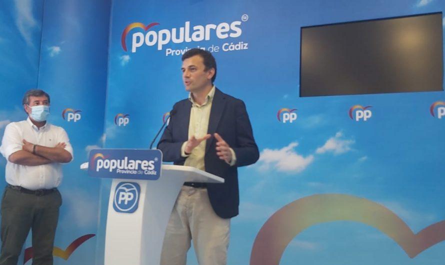 Bruno García defiende que el Plan de Playas es bueno para la seguridad de los usuarios, el turismo y la creación de empleo