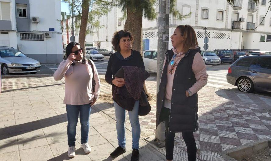 La dejadez de la barriada San Diego será llevada a Pleno