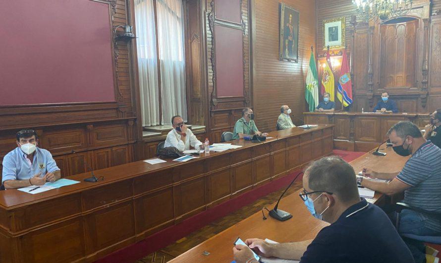 LA JUNTA LOCAL DE SEGURIDAD APRUEBA LOS PLANES DE CONTINGENCIA DE LOS FESTEJOS VERANIEGOS